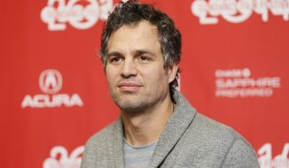 Actor Mark Ruffalo joined a rally to protest Detroit water shutoffs.  (Photo by Danny Moloshok/Invision/AP)