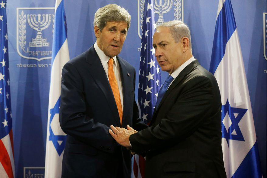 Secretary of State John Kerry meets with Israeli Prime Minister Benjamin Netanyahu in Tel Aviv. Mr. Kerry reported progress in indirect negotiations, and Hamas leader Khaled Meshaal called for a temporary truce to allow humanitarian relief into Gaza.