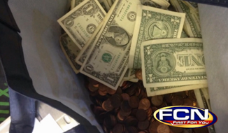 A Florida woman is outraged after buying a faulty car from a Jacksonville dealership and receiving a refund in thousands of pennies. (First Coast News)