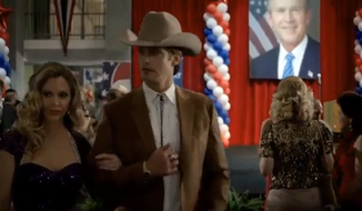 "Sen. Ted Cruz is not impressed with way Republicans were portrayed in HBO's latest episode of ""True Blood,"" calling the show ""misogynist[ic] and profanity-ridden."" (HBO)"