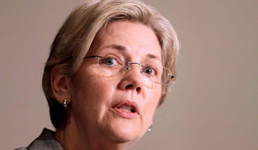 Elizabeth Warren (Associated Press)