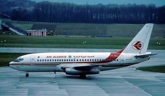 An Air Algerie jet. (Screen grab from Wikipedia)