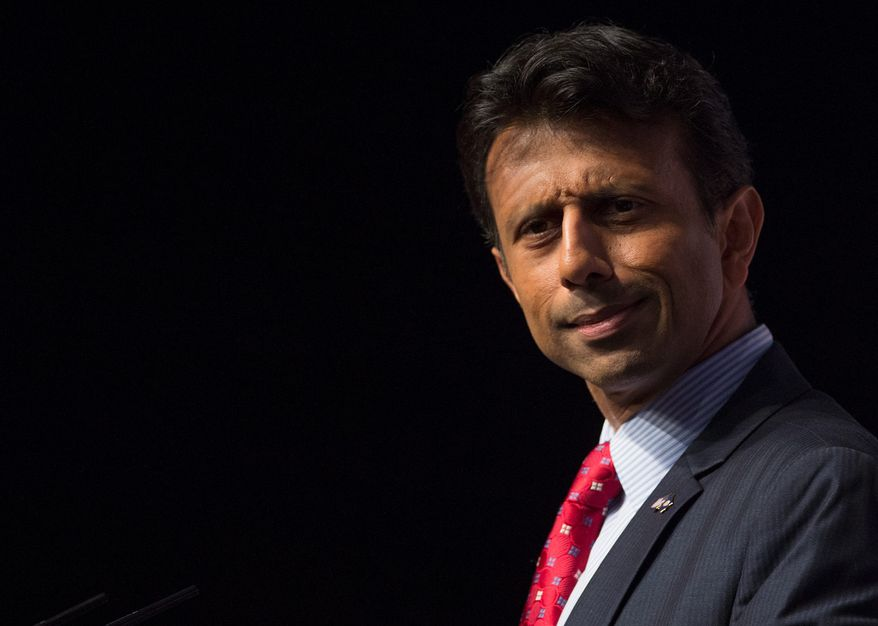 Under Gov. Bobby Jindal's leadership on the economy, Louisiana's credit rating has greatly improved. (Associated Press)