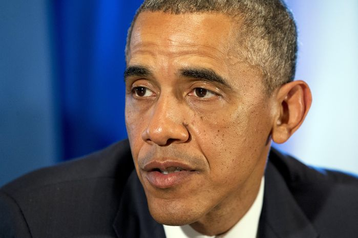 ** FILE ** U.S. President Barack Obama. (AP Photo/File)