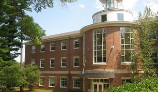 Arthur M. Blank Center, Babson College, Wellesley, Massachusetts (Wikipedia)