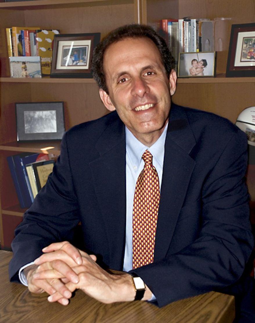 Newton Superintendent David Fleishman (www.newton.k12.ma.us)