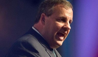 New Jersey Gov. Chris Christie, head of the Republican Governors Association, says his fellow GOP state chief executives are getting the job done. (Associated Press)