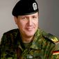 The next chief of staff for U.S. Army Europe will be German Brig. Gen. Markus Laubenthal, commander of the Bundeswehr's Panzerbrigade 12 (12th Armored Brigade). (Image: U.S. Army)