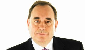 The kilty party? Scottish first minister Alex Salmond is leading the quest for Scotland's independence from England despite a union lasting three centuries. (scottish parliment)