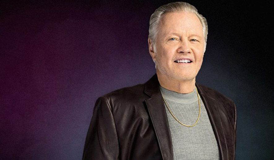 Hollywood observers wonder if Oscar-winning actor Jon Voight's conservative political views could mar his chances for an Emmy Award in August. (showtime)