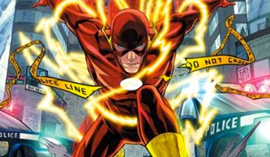 ** FILE ** The Flash. (Associated Press/DC comics)