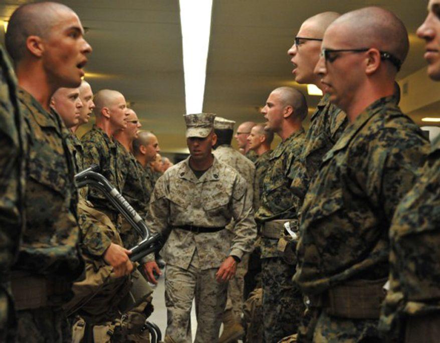 Image: Tumblr, United States Marine Corps.