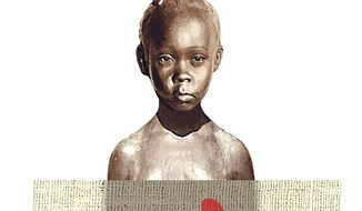 Illustration on child marriage and sexual abuse by Alexander Hunter/The Washington Times