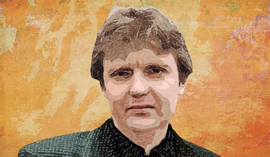 Alexander Litvinenko Illustration by Greg Groesch/The Washington Times