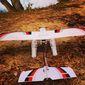 Canada's PrecisionHawk Lancaster Platform drone. (Image: Twitter, PrecisionHawk)