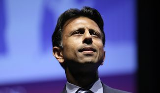 Louisiana Gov. Bobby Jindal  (AP Photo/Charlie Neibergall)