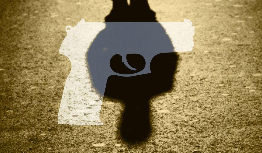 Stalker Stopper Illustration by Greg Groesch/The Washington Times