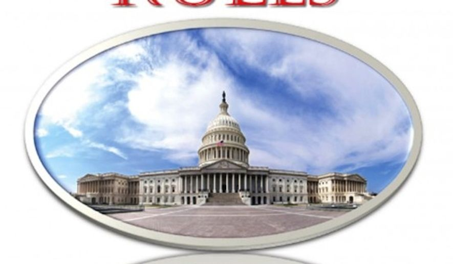 A new novel by political insider Roger Fleming bases its intrigue on a human trafficking cartel with Capitol Hill protection.