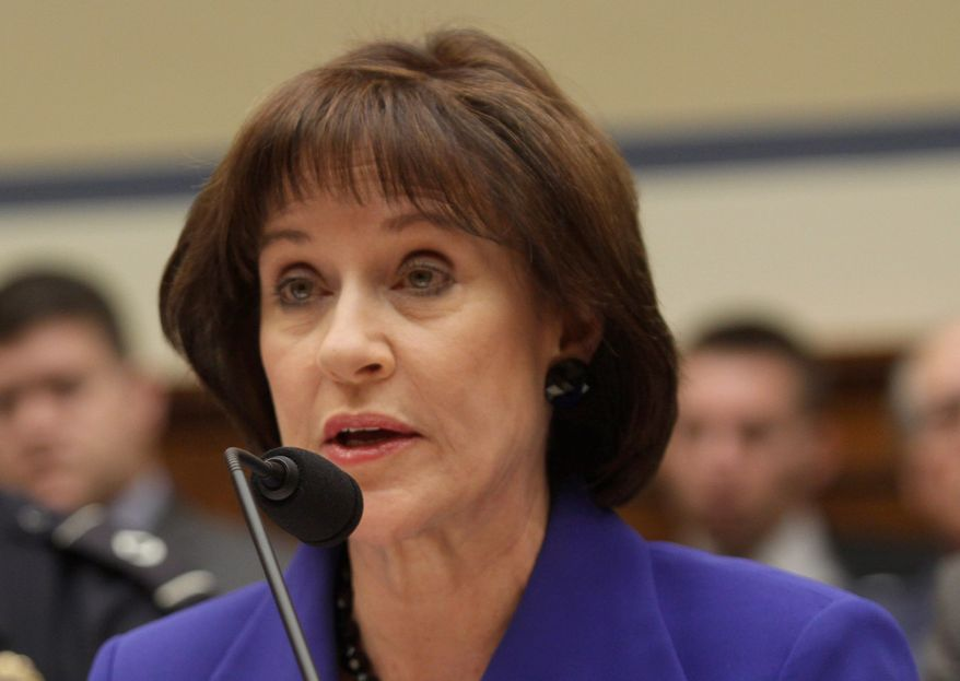 Former Internal Revenue Service official Lois G. Lerner has been at the center of a scandal involving her erased hard drive and missing emails. (Associated Press)