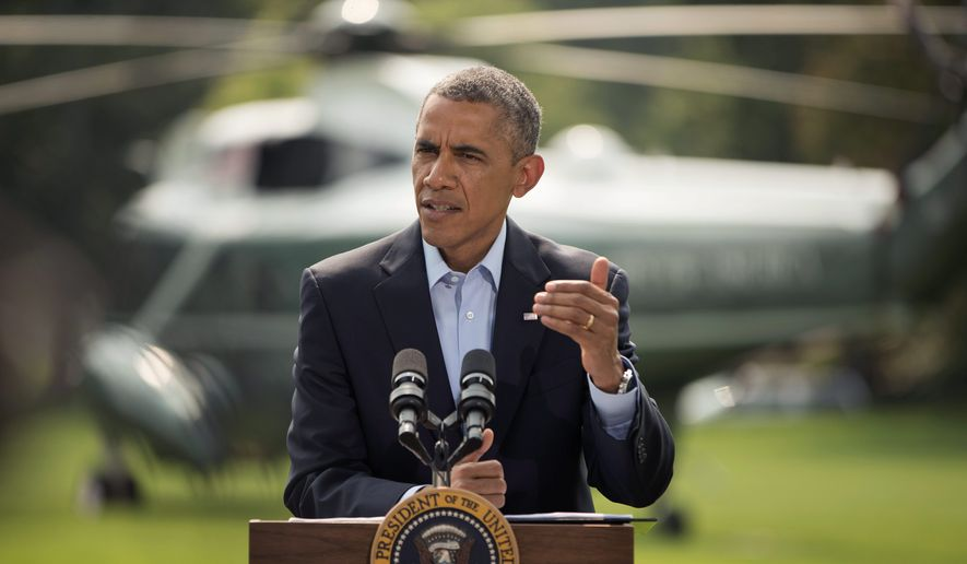 President Obama has authorized reconnaissance flights over Syria, a U.S. official told CNN Monday. (Associated Press)