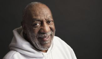 Talk show how Queen Latifah has canceled an interview with Bill Cosby over long-standing rape allegations against the comedian. (Photo by Victoria Will/Invision/AP, File)