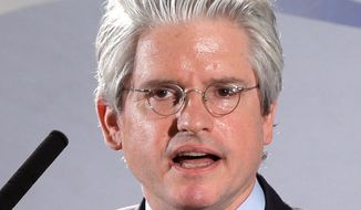 David Brock, a former critic and later defender of Bill and Hillary Clinton, will head the Citizens for Responsibility and Ethics. (associated press)