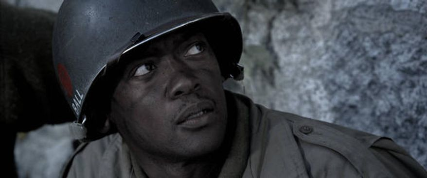 """Danor Gerald, a Mormon, costars in the film """"Saints and Soldiers: The Void."""""""
