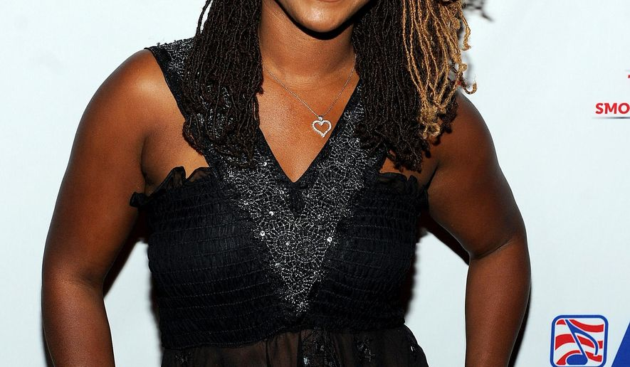 """FILE - In this Oct. 8, 2013 file photo, Torrei Hart attends ASCAP'S 5th Annual Women Behind the Music Series in Hollywood, Calif. Torrei Hart is among a group of exes having yet another moment in the spotlight, thanks to a new phenomenon in reality television shows: spinoffs based solely on the ex-wives and ex-girlfriends of famous folks. She and five other women will star on the new reality series, """"Atlanta Exes,"""" that premieres Monday, Aug. 18, 2014, on VH1. (Photo by Frank Micelotta/Invision for ASCAP/AP Images, File)"""