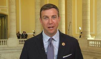 ** FILE ** Rep. Duncan Hunter, California Republican. (TellDC screenshot)