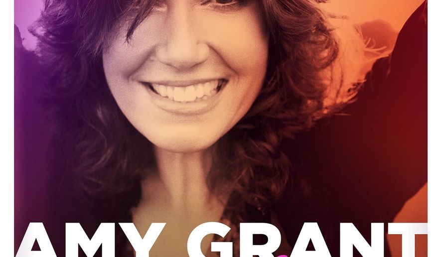 """This CD cover released by Sparrow/Capitol shows """"In Motion: The Remixes,"""" by Amy Grant. (AP Photo/Sparrow/Capitol)"""