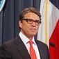 Gov. Rick Perry (Associated Press)