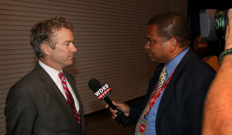 Sen. Rand Paul of Kentucky is garnering praise by media and some politicians by reaching out to black voters, but some fellow Republicans think his effort is folly. The potential 2016 presidential candidate is taking a big risk by trying to bridge the gap between the party of Abraham Lincoln and a bloc that has overwhelmingly supported Democrats for several decades. (Associated Press)