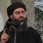 Abu Bakr al-Baghdadi (Associated Press)