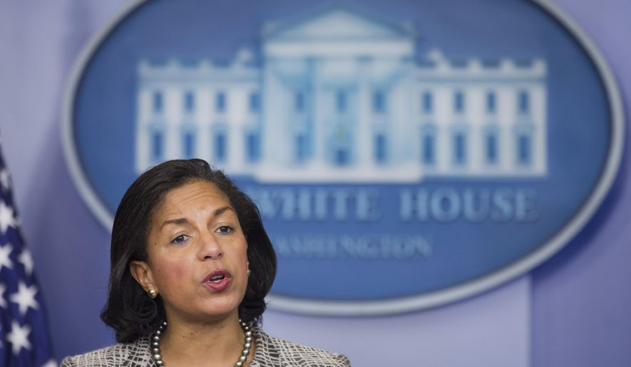 National Security Adviser Susan Rice is expected Friday to announce another strategy to defeat global jihadists. (Associated Press)