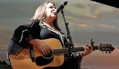 """Carlene Carter, fourth generation member of the Carter Family, is touring behind her latest album, """"Carter Girl"""" with a stop Thursday at the Birchmere in Alexandria. (Associated Press)"""