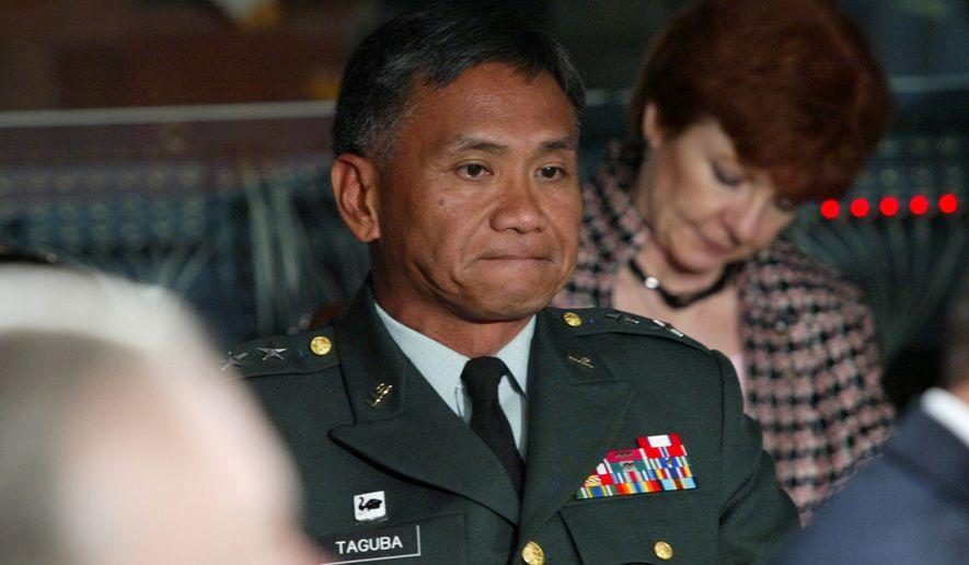 Retired Major General Antonio Taguba (Associated Press)