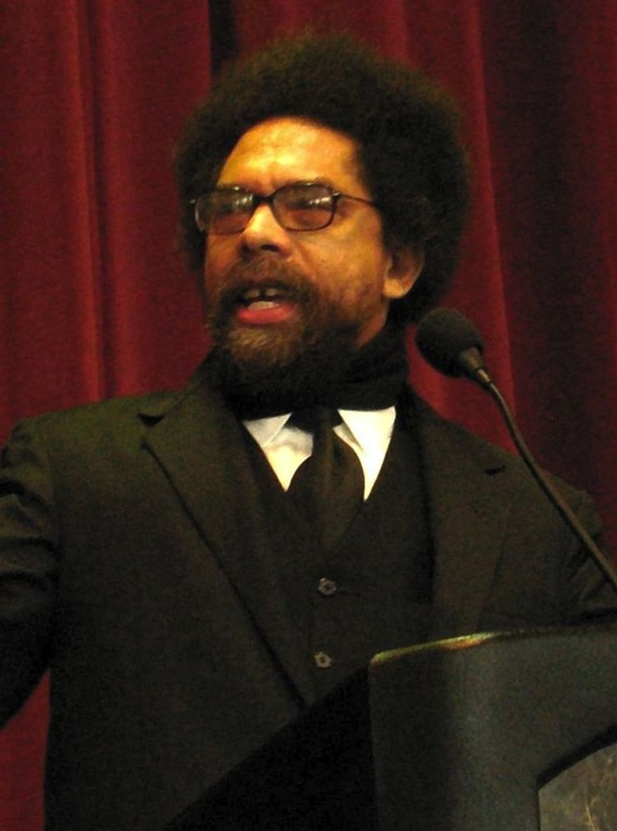 Cornel West once publicly supported then-Senator Barack Obama as the 2008 Democratic presidential candidate.