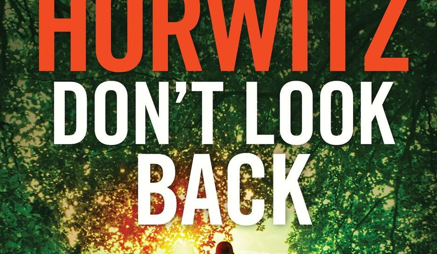 "This book cover image released by St. Martin's Press shows ""Don't Look Back,"" by Gregg Hurwitz. (AP Photo/St. Martin's Press)"
