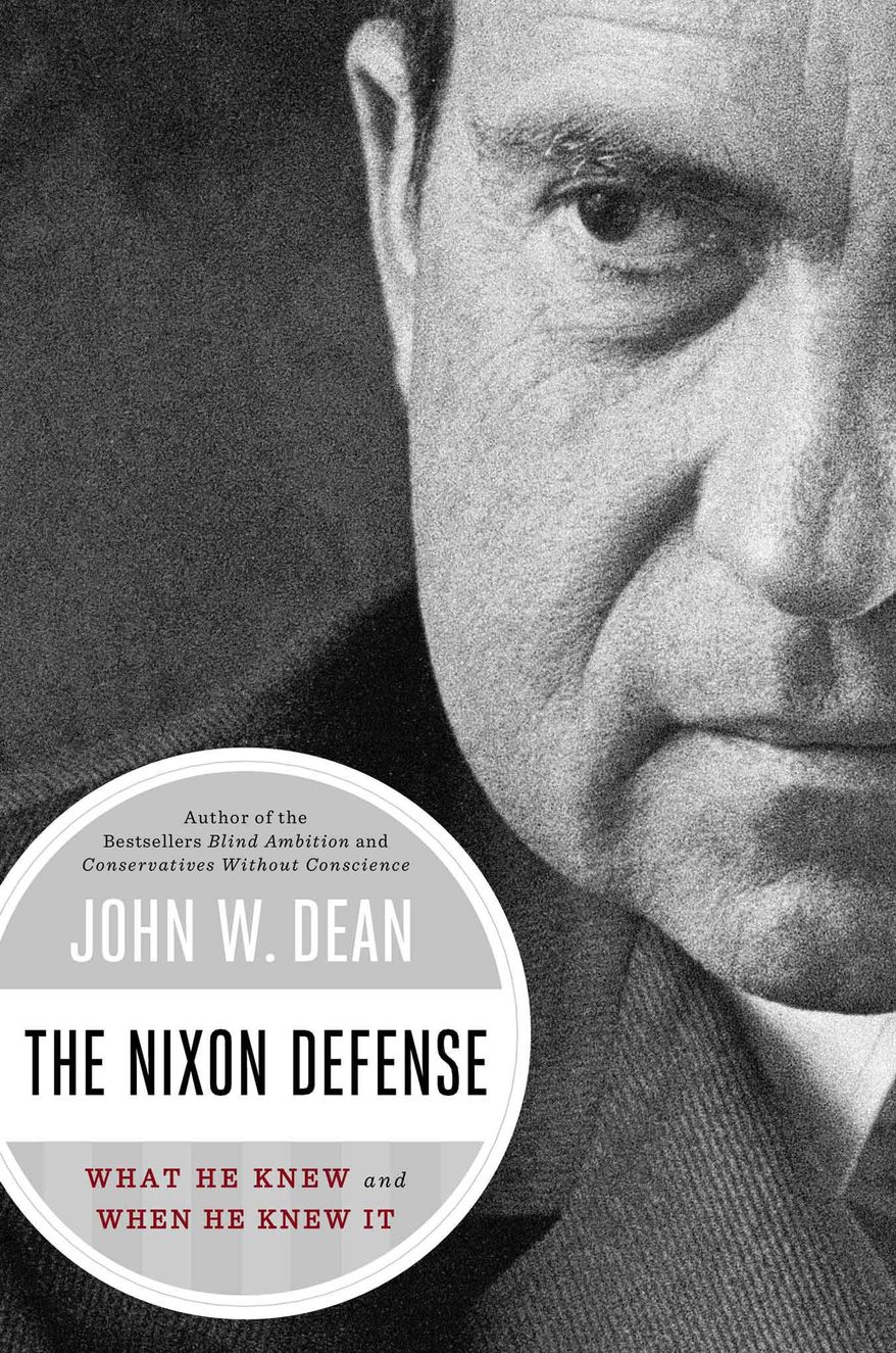 Nixon Book