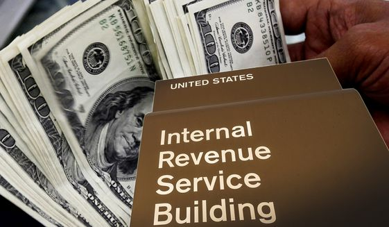 IRS Photo illustration