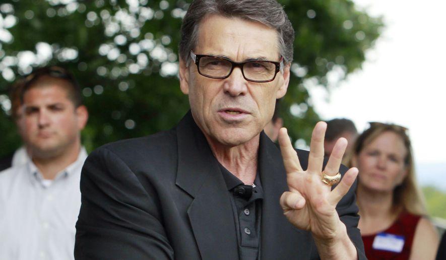 Rick Perry (Associated Press)