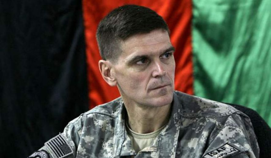 ** FILE ** Army Gen. Joseph Votel. (Associated Press)