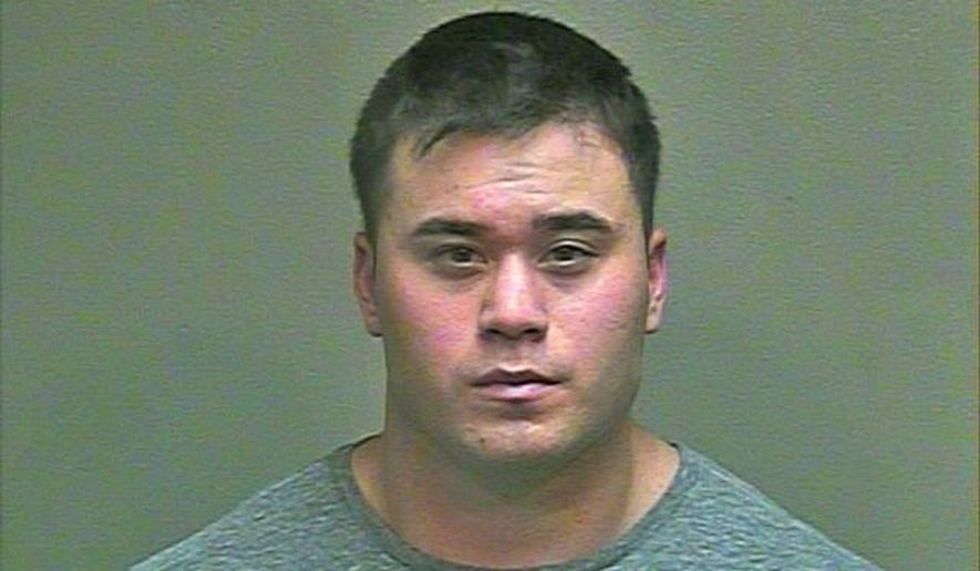 Oklahoma City police officer Daniel K. Holtzclaw was charged with 16 counts including rape and sexual battery while on patrol. (AP Photo/Oklahoma County Sheriff's Office)