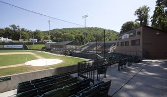 Calfee Park, located in Pulaski, Virginia, is the 9th oldest professional minor league park currently being used.