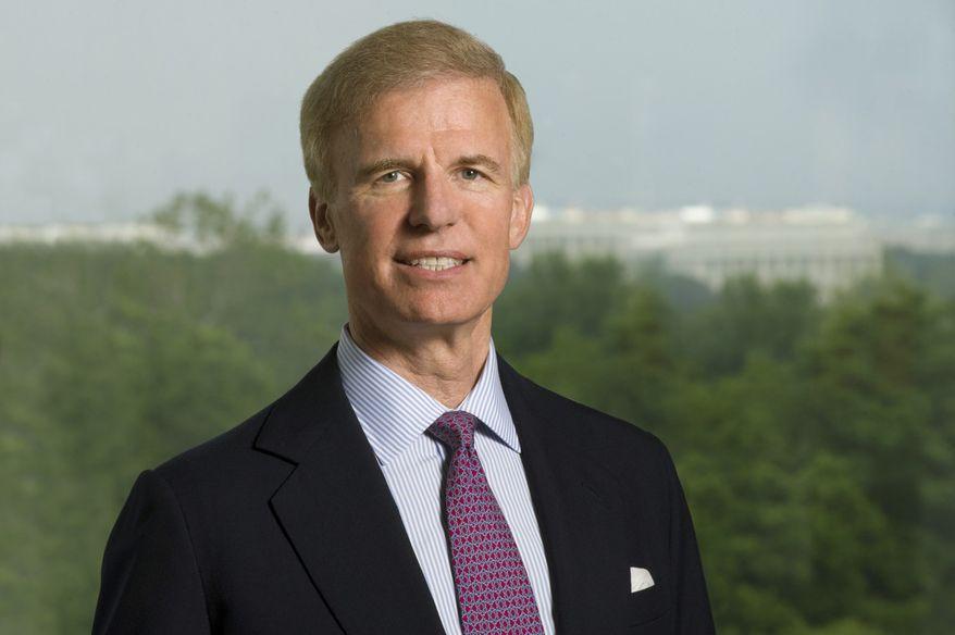 Incoming Washington Post publisher Fred Ryan (Washington Post photo)