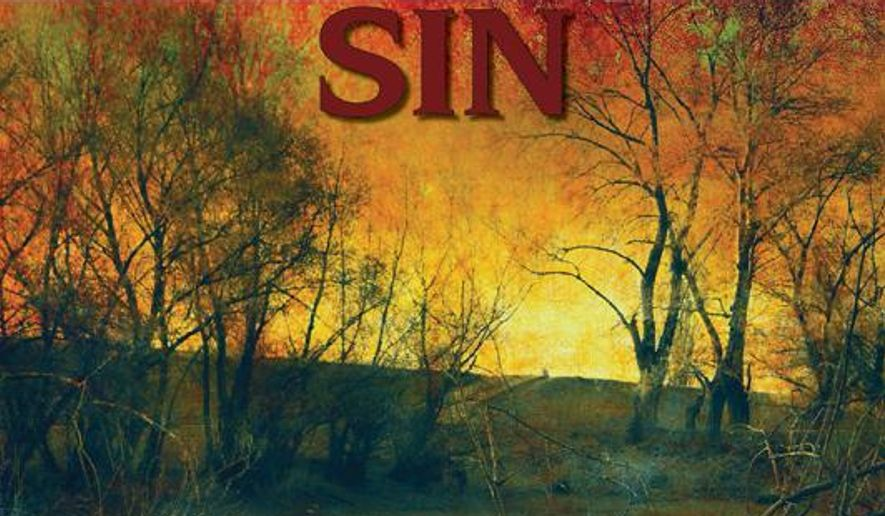 "This photo provided by Reputation Books shows the book cover of ""Original Sin,"" by author, D. P. Lyle. (AP Photo/Reputation Books)"