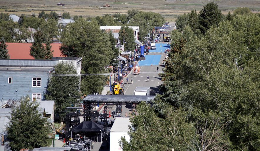 Colorado town becomes bud light commercial set washington times mozeypictures Gallery