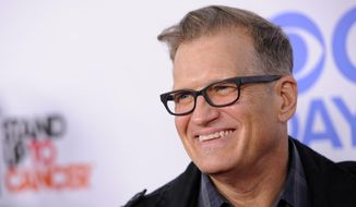 Entertainer and native Clevelander Drew Carey on Saturday said he is offering to help police find those involved in dumping a bucket of urine and feces on a special-needs teen in a Cleveland suburb by offering a reward. (Photo by Chris Pizzello/Invision/AP, File)
