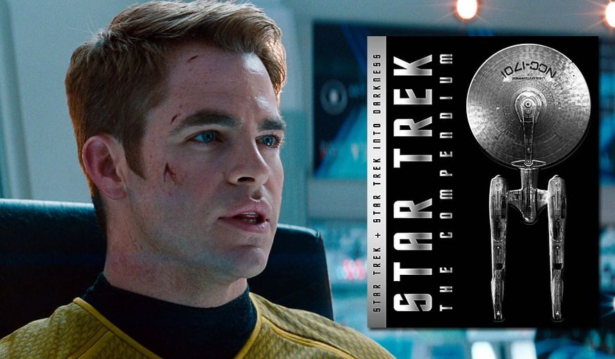 Star Trek: The Compendium offers both Blu-ray movies of J.J. Abrams reboot of the Gene Roddenberry universe.