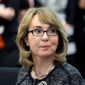 Former Arizona Congresswoman Gabrielle Giffords (AP Photo/Elaine Thompson) ** FILE **